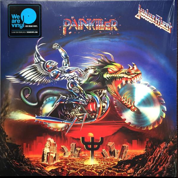 Judas Priest - Painkiller (Vinyl, LP) (2017)
