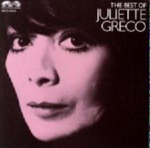 Julliette Greco - The best of