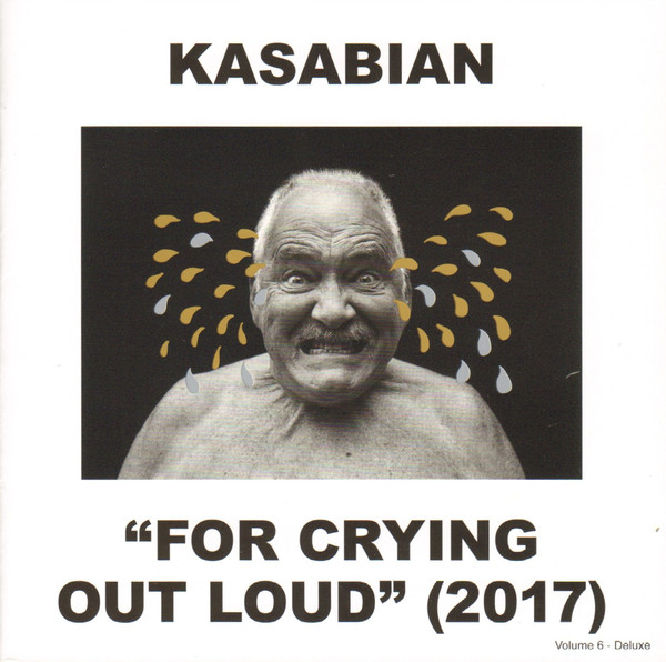 Kasabian - For Crying Out Loud (2cd) (2017) (Import, EU)