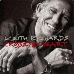 Keith Richards - Crosseyed Heart (2015)