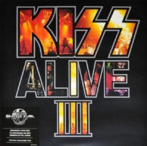 Kiss - Alive III (2 LP)