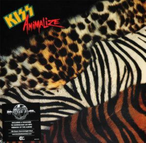Kiss - Animalize (LP)