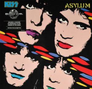 Kiss - Asylum (LP)