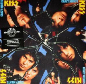 Kiss - Crazy Nights (LP)