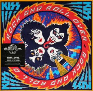 Kiss - Rock And Roll Over (LP)