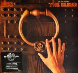 Kiss - (Music From) The Elder (LP)