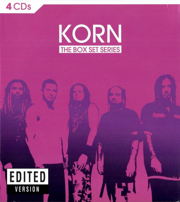 Korn - The Box Set Series (Edited Version) (4cd) (Import, EU)