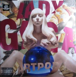 Lady Gaga - Artpop (2 LP)