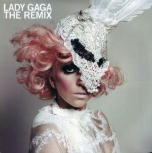 Lady Gaga - The Remix (LP)