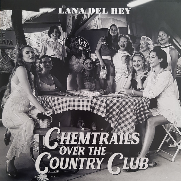 Lana Del Rey - Chemtrails Over The Country Club (2021) (Vinyl, L