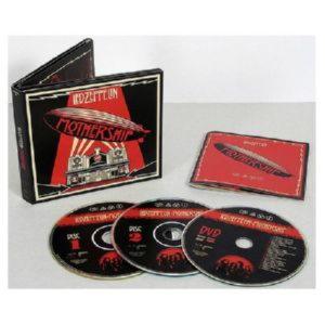 Led Zeppelin Mothership 2CD/1DVD