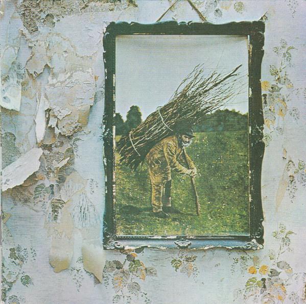 Led Zeppelin - IV (Import, EU)