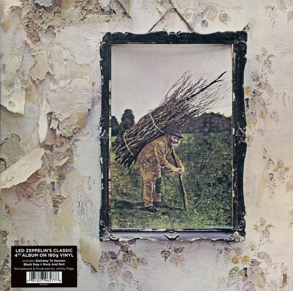 Led Zeppelin - IV (Vinyl, LP)