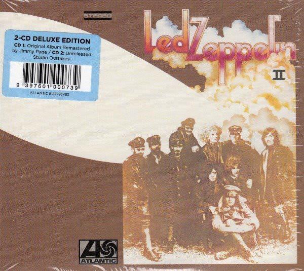 Led Zeppelin - Led Zeppelin II (2cd) (Import, EU)