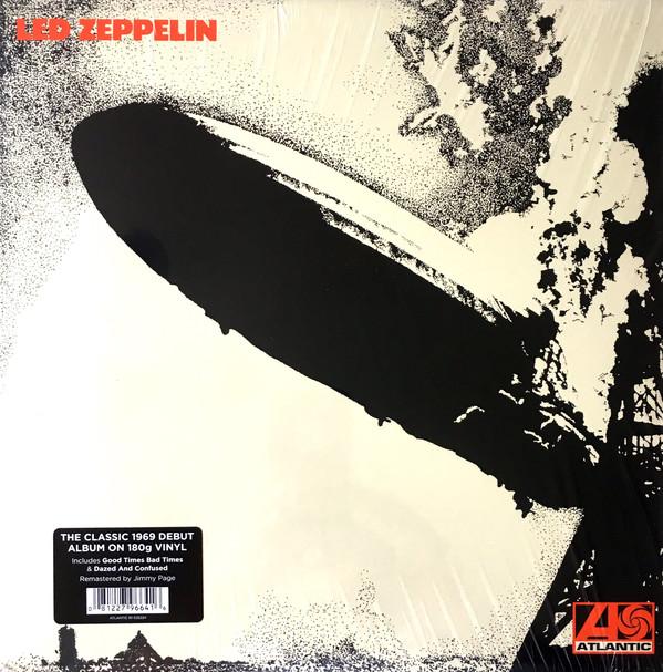 Led Zeppelin - Led Zeppelin (Vinyl, LP, Remastered)