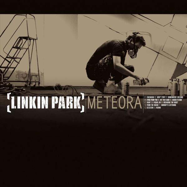 Linkin Park - Meteora (Reissue, 2013) (Import)