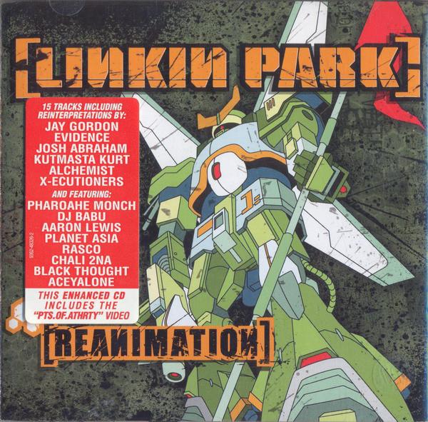 Linkin Park - Reanimation (2002) (Import)