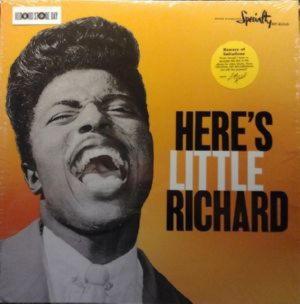 Little Richard - Here's Little Richard (LP)