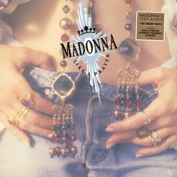 Madonna - Like A Prayer (Vinyl, LP)