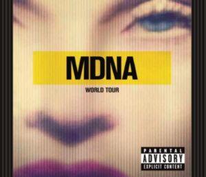 Madonna - MDNA Tour (2013, 2 CD)