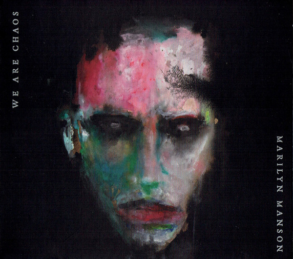 Marilyn Manson - We Are Chaos (2020) (Import, EU)