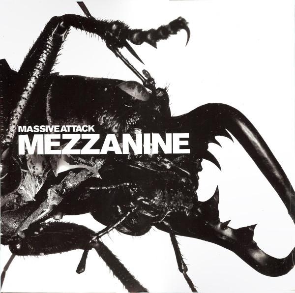Massive Attack - Mezzanine (2×Vinyl, LP)