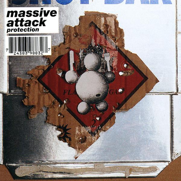 Massive Attack - Protection (Vinyl, LP)