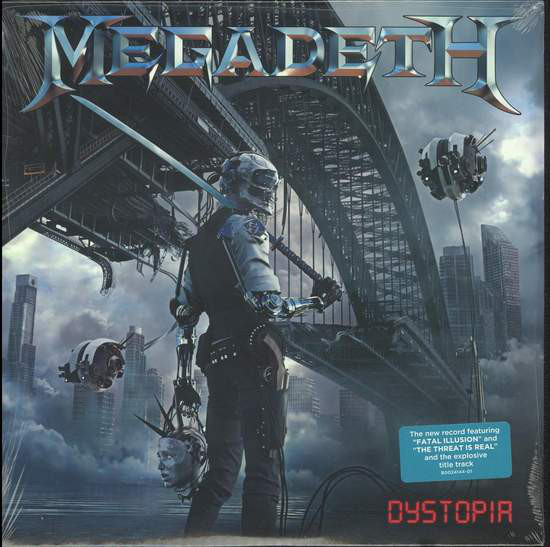 Megadeth - Dystopia (Vinyl, LP)