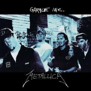 Metallica - Garage Inc (2 cd)