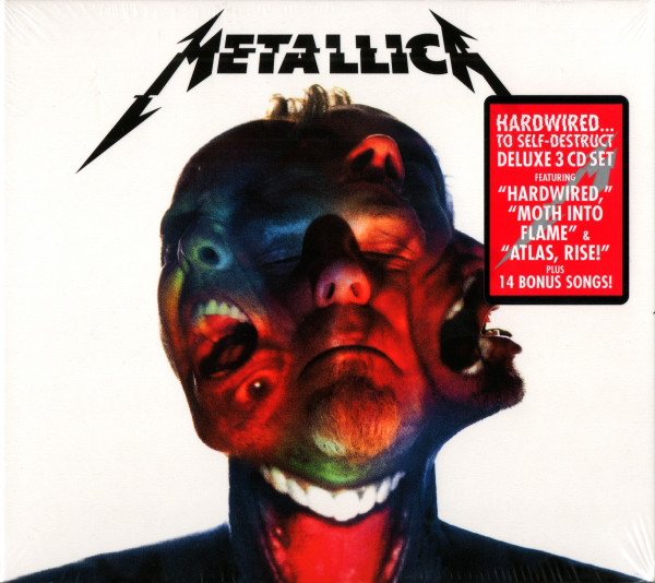 Metallica - Hardwired...To Self-Destruct (3cd, Deluxe Edition) (