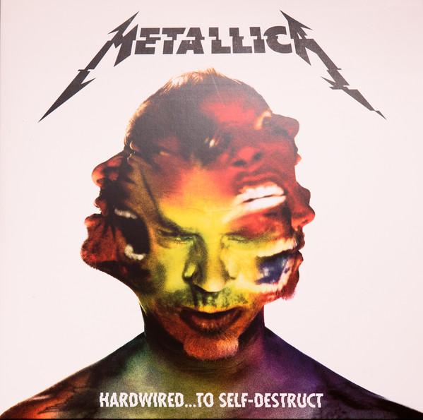 Metallica - Hardwired...To Self-Destruct (Vinyl, 2xLP) (2016)