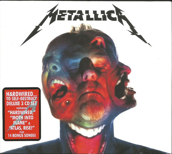 Metallica - Hardwired... To Self-Destruct (3CD) (Deluxe Edition)