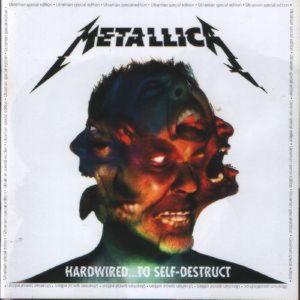 Metallica - Hardwired... to Self-Destruct (2 CD) (2016)