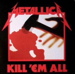 Metallica - Kill 'Em All (LP)