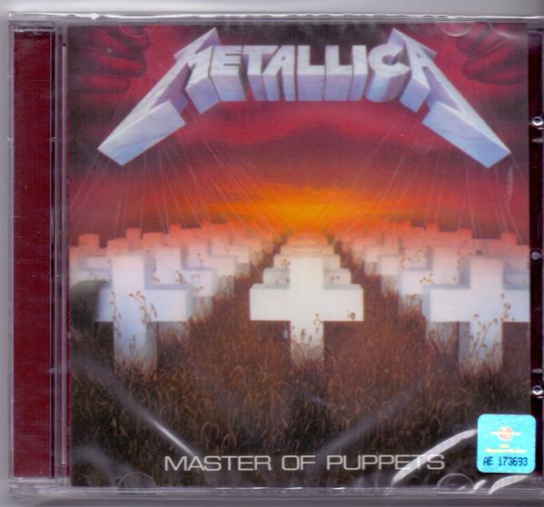 Metallica - Master Of Puppets (2017, Reissue)