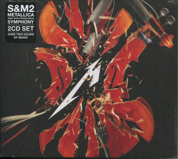 Metallica - S&M2 (2cd) (2020) (Import, EU)