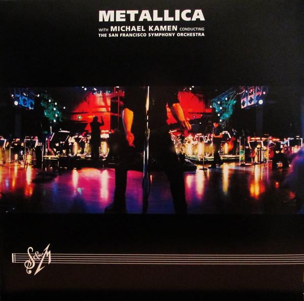 Metallica - S & M (Vinyl, 3xLP) (2015)