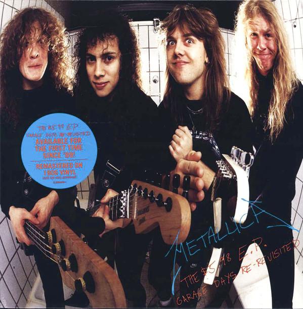 Metallica - The $5.98 E.P. Garage Days Re-Revisited (Vinyl, EP)