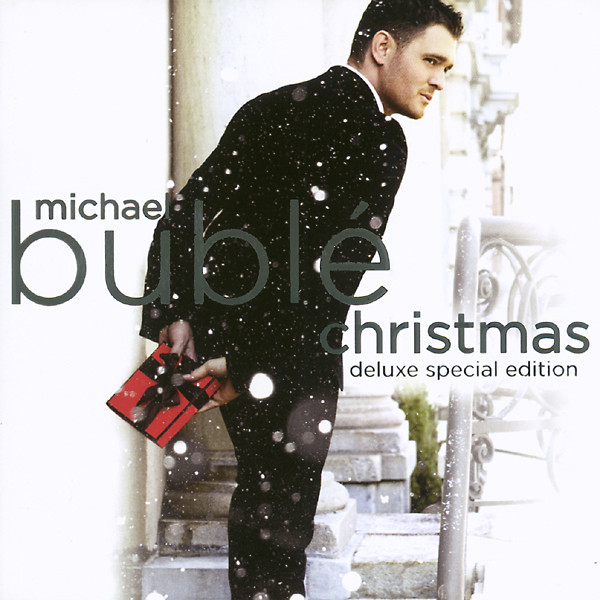 Michael Buble - Christmas (2012) (Deluxe Edition, Import, EU)