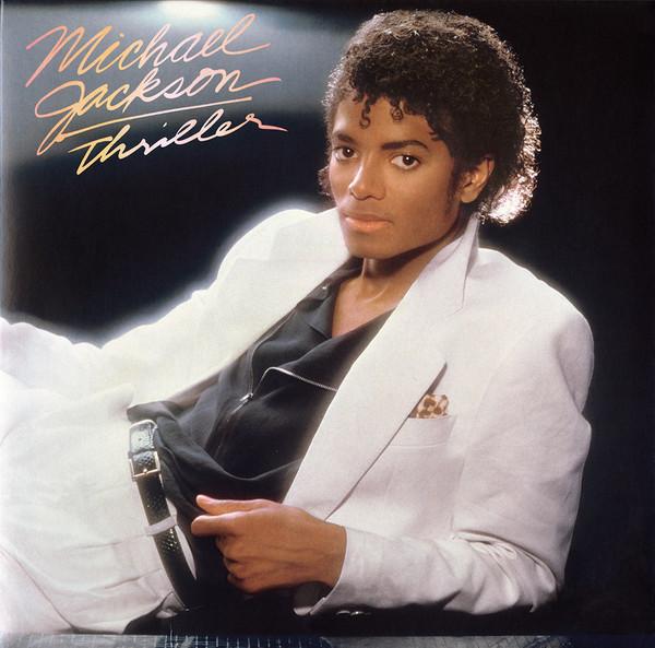 Michael Jackson - Thriller (Vinyl, LP) (2015)