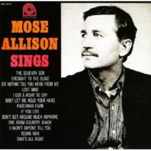 Mose Allison - Mose Allison Sings (LP)