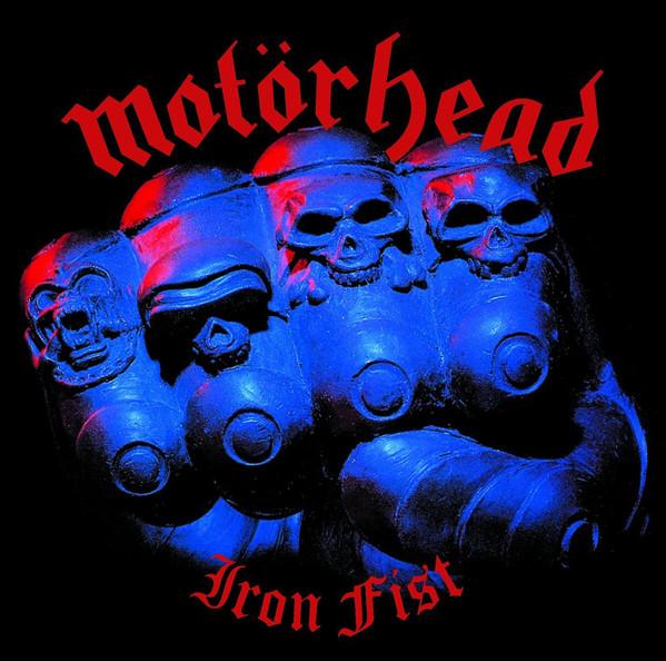 Motörhead - Iron Fist (Vinyl, LP)