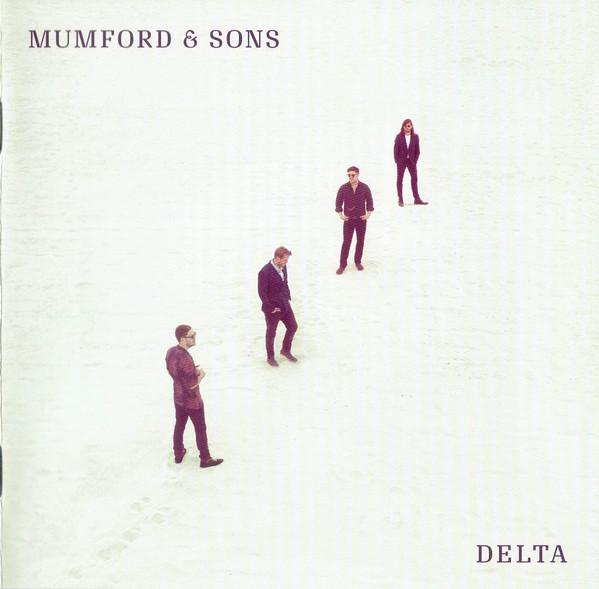 Mumford & Sons - Delta (2018) (Import, EU)
