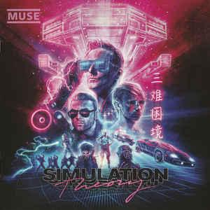 Muse - Simulation Theory (2018) (Import, EU)