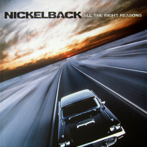 Nickelback - All The Right Reasons (Vinyl, LP) (2017)