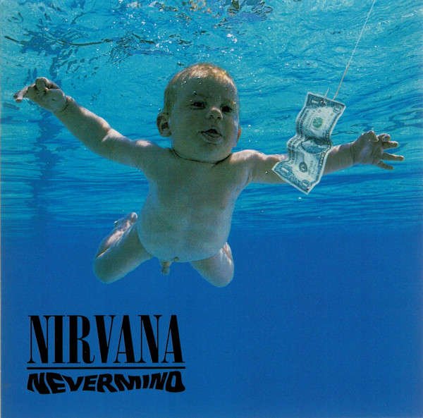 Nirvana - Nevermind (2011) (Import, EU)