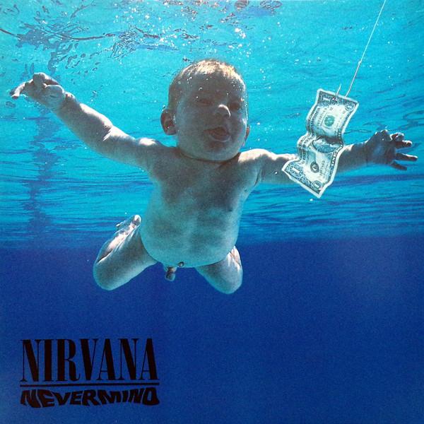 Nirvana - Nevermind (Vinyl, LP)