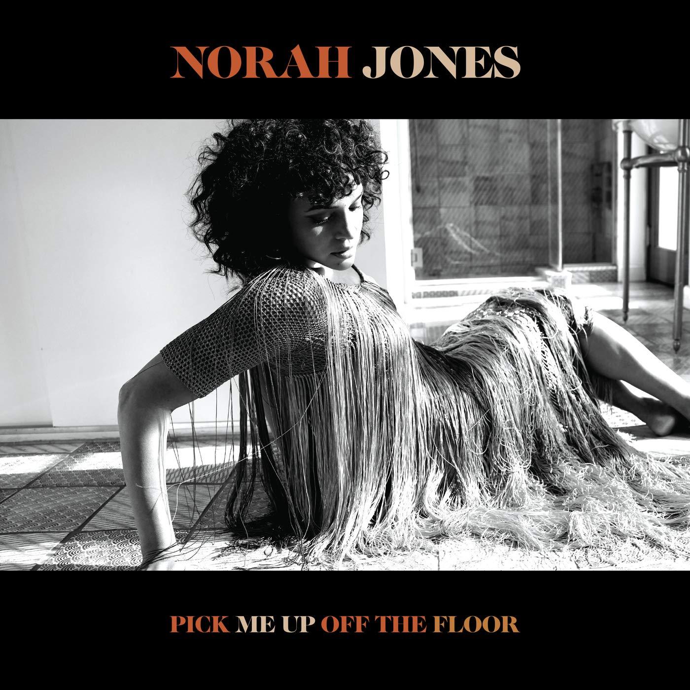 Norah Jones - Pick Me Up Off The Floor (2020) (Import, EU)