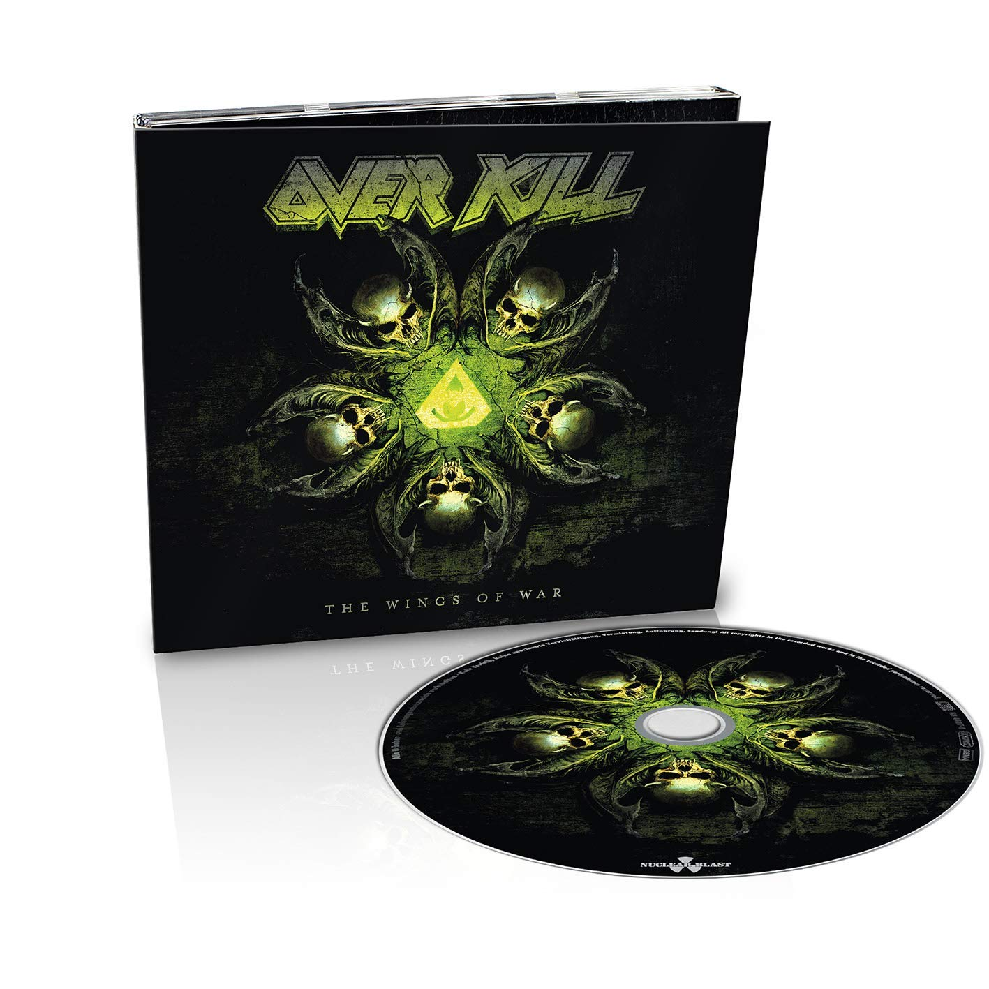 Overkill - The Wings Of War (2019)(Import, EU)