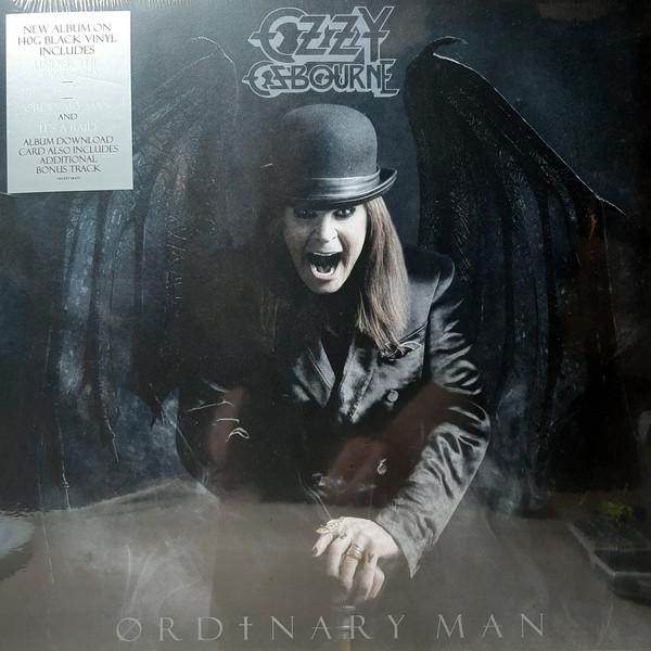 Ozzy Osbourne - Ordinary Man (Vinyl, LP) (2020)